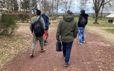 Entretien de Mise en Relation au Camping !